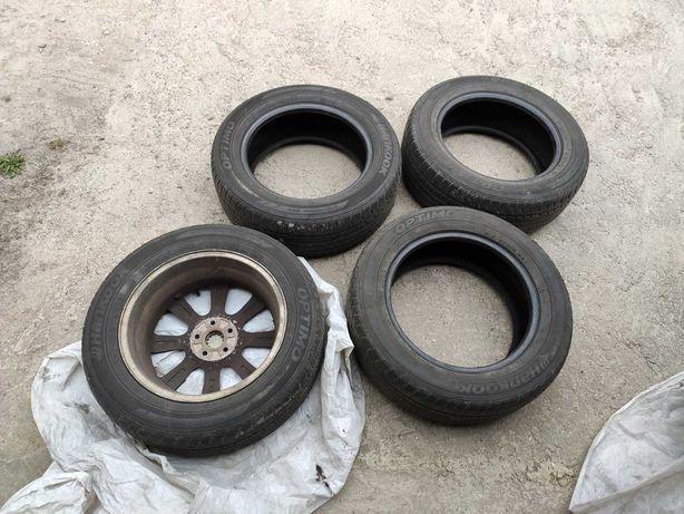 Резина Hankook Optimo k415 шины Ханкук оптимо 215/60 R16