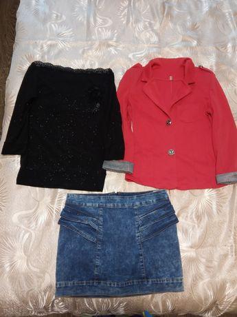 Женская одежда размер 42-44
