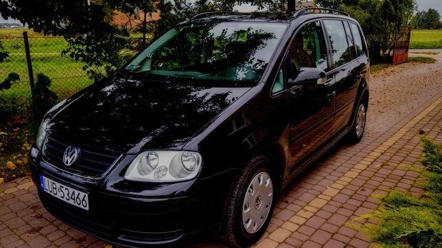 Sprzedam VW Touran 1.9 TDI .Nowa dwumasa
