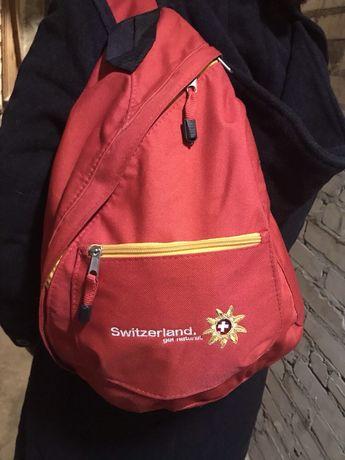 Plecak szwajcarski