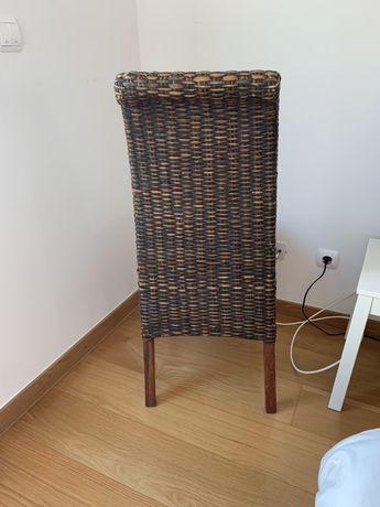 Cadeira de Verga Estilo Antigo