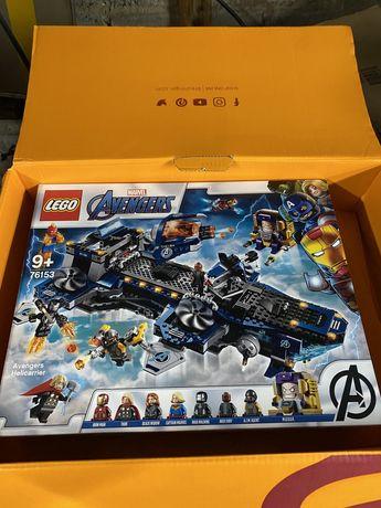 Lego Avengers 76153