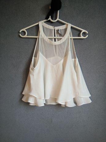 Piękna bluzka tally weijl XL