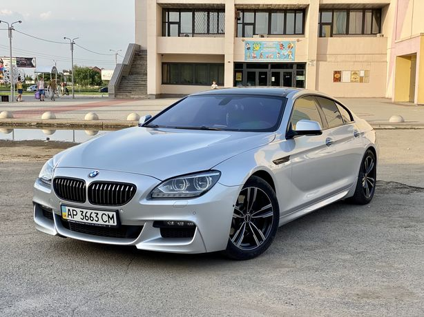 BMW 640i Official EUROPA