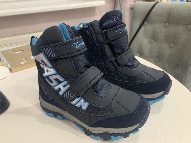 Зимові черевики на хлопчика 31 розмір