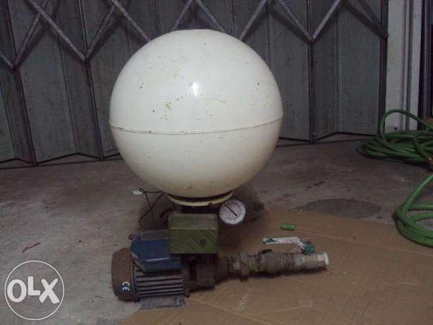 Electrobomba ideal delta com balão