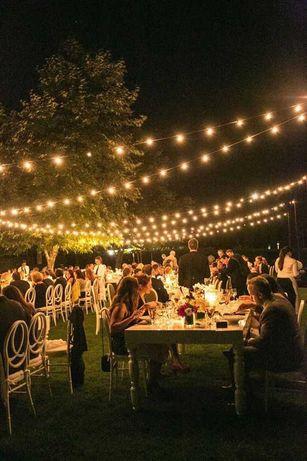 Luzes de Arraial - Festas, Jardins, Esplanadas, Eventos, etc.