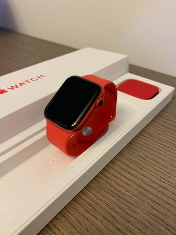 Apple Watch 6 44mm Red Aluminium Case