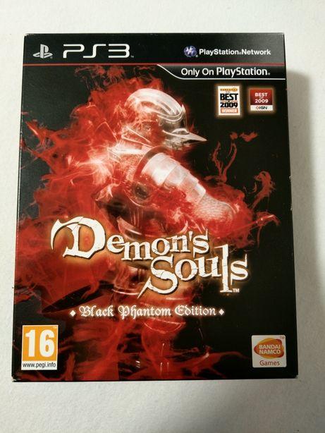 Demon's Souls Black Phantom Edition PS3 Okazja!