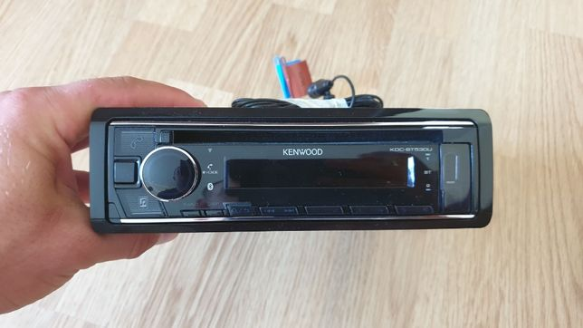 Radio Kenwood KDC-BT530U