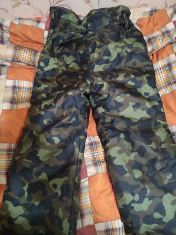 Продам утепленные брюки
