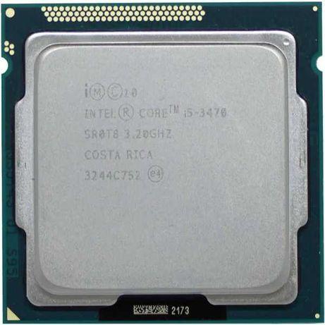 Процессор i5-3470 s1155