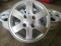Alufelgi 4x114,3 15 Hyundai Matrix Coupe Mitsubishi honda Kia Carens