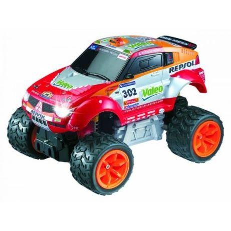 Mitsubishi Dakar Pajero Evolution Rally Auldey на радиоуправлении