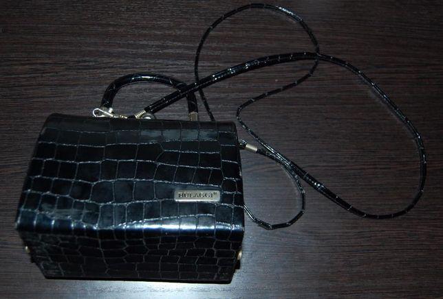 Продам кожаную сумку Bulaggi