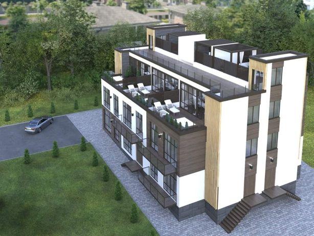 Продам двухкомнатную квартиру в новом клубном доме