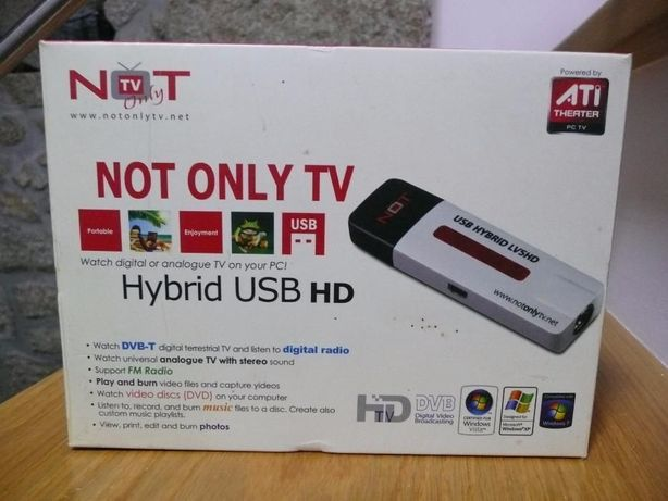 Not Only TV Pen TDT