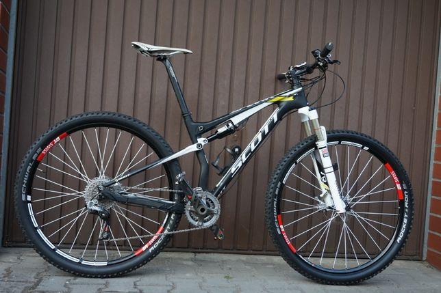 Rower Scott Spark 900 RC, rozmiar M, stan idealny