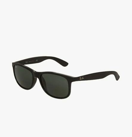 Okulary przeciwsłoneczne Ray Ban czarne oprawki