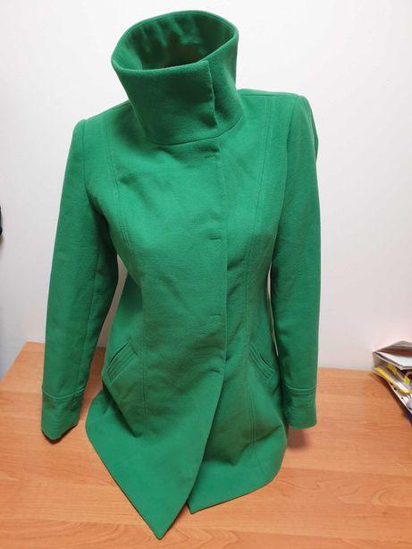 Piekny płaszcz Promod r.40