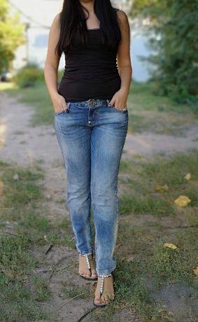 Продам джинсы-бойфренды SOGO Jeans р. 29 (наш 46-48) голубые
