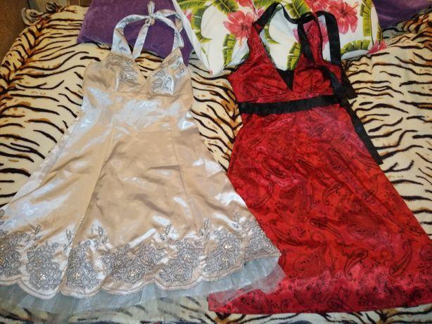 2 sukienki