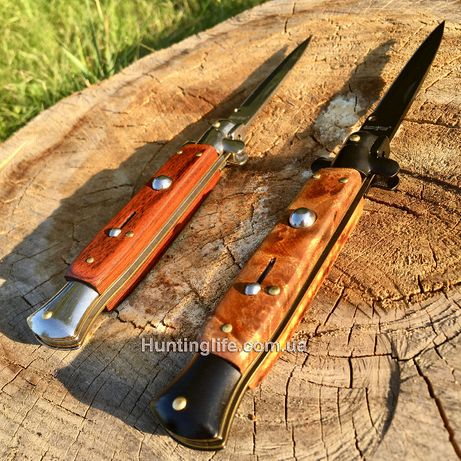 Ножи выкидные. Стилеты.