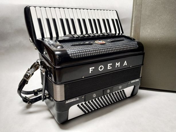 Akordeon FOEMA Artiste III