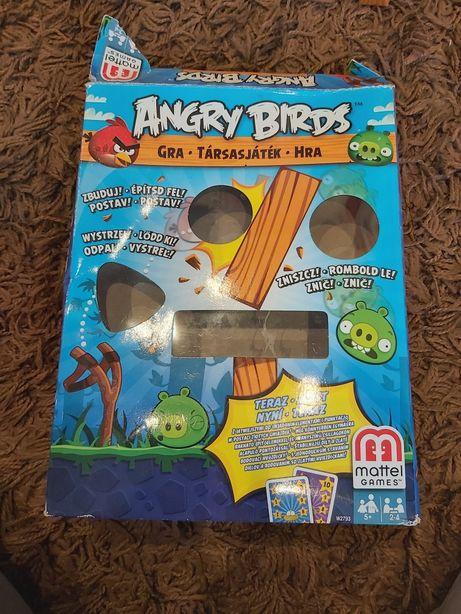 Gra angry birds