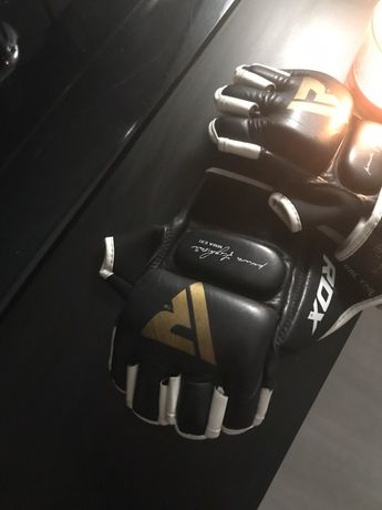 Rękawice MMA RDX