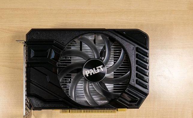 Відеокарта Palit GeForce GTX 1650 SUPER StormX OC б/у