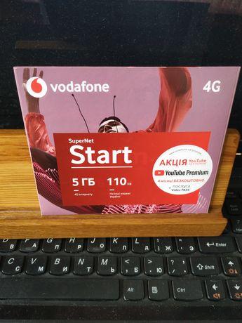 Удаленная регистрация аккаунтов Vodafone сим карты