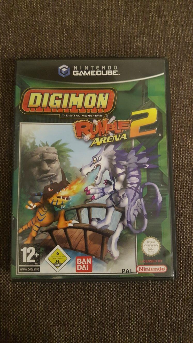 Gra Digimon rumble arena 2 nintendo gamecube