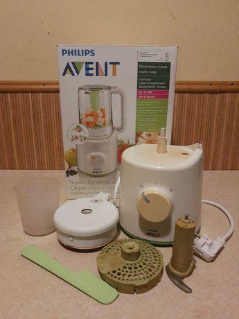 Пароварка-блендер Avent Philips (без чаши)