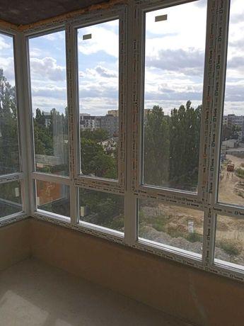 1 кімн.квартира в новобудові. Площа 52 кв.м. Розтермінування на 2 роки
