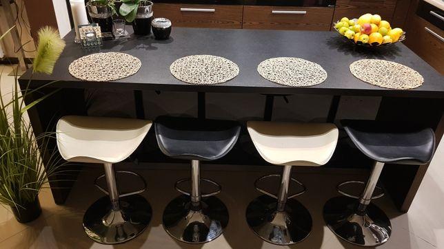 Hoker Hokery krzesła barowe ecoskóra