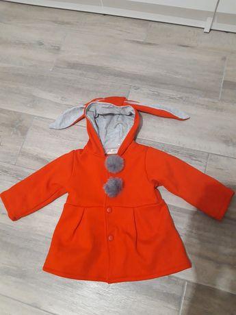 Курточка зайчик весняна
