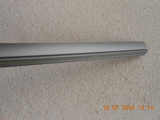Profil aluminiowy ozdobny anodowany