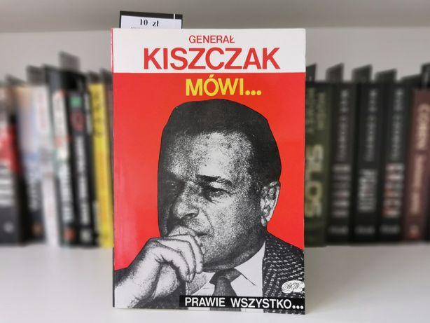 Generał Kiszczak mówi... prawie wszystko