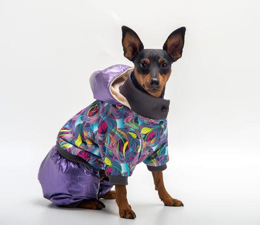 Одяг для тварин, лежаки від 309 до 419 грн