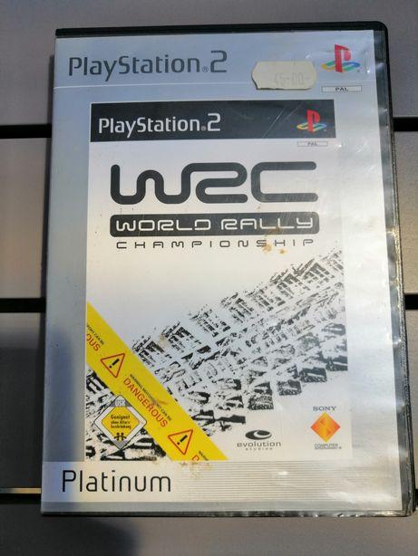 WRC ps2