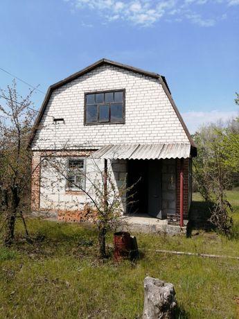 Дача 2 дома в кооперативе Мрия. Ламаное