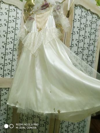 Платье феи, бабочки, костюм, наряд