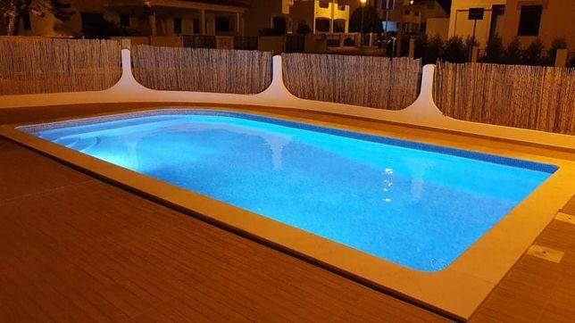 Vivenda V3 Altura com piscina água salgada
