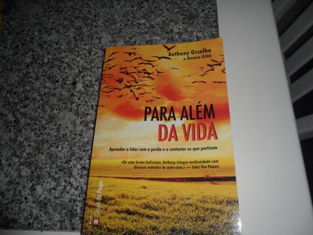 Livro Para Além da Vida
