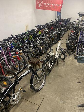 Велосипед із німеччини, ровер підлітковий, жіночий, міський велосипед