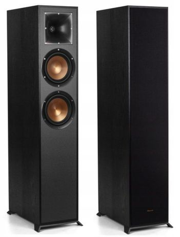 Klipsch R-620F - Kolumny Podłogowe + GRATIS. Odsłuchaj u nas!
