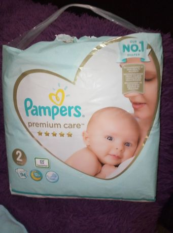 Pampers Premium Care( 2) - 100грн