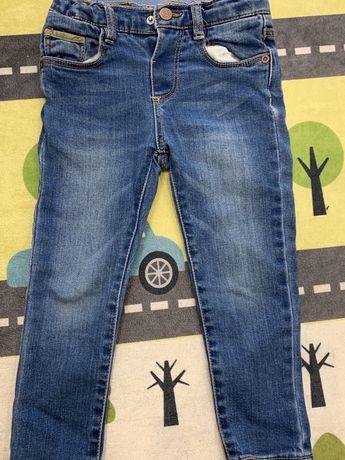 Zara джинсы 98