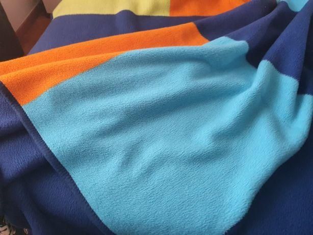 Cobertores Solteiro Como Novos